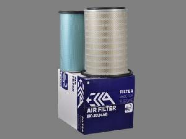 Фильтр воздушный EKKA EK-3024AB комплект
