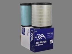 Фильтр воздушный EKKA EK-3047AB комплект